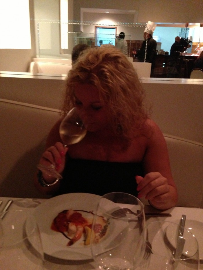Sunset Grille Five Course Banfi Tasting