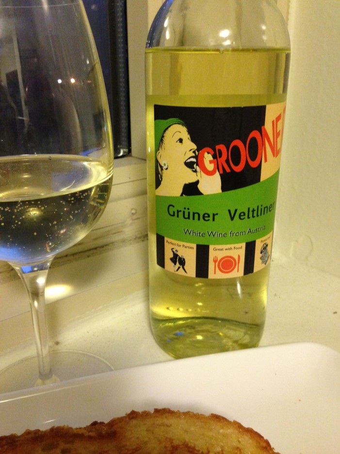 Wine Wednesday with Grooner!