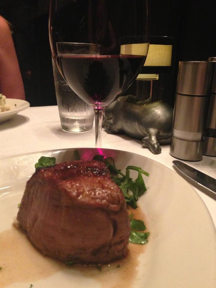 Restaurant Week at Morton's Steakhouse!