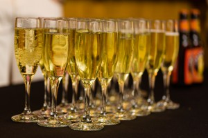 Champagne tasting at Vin Sur Vingt NoMad