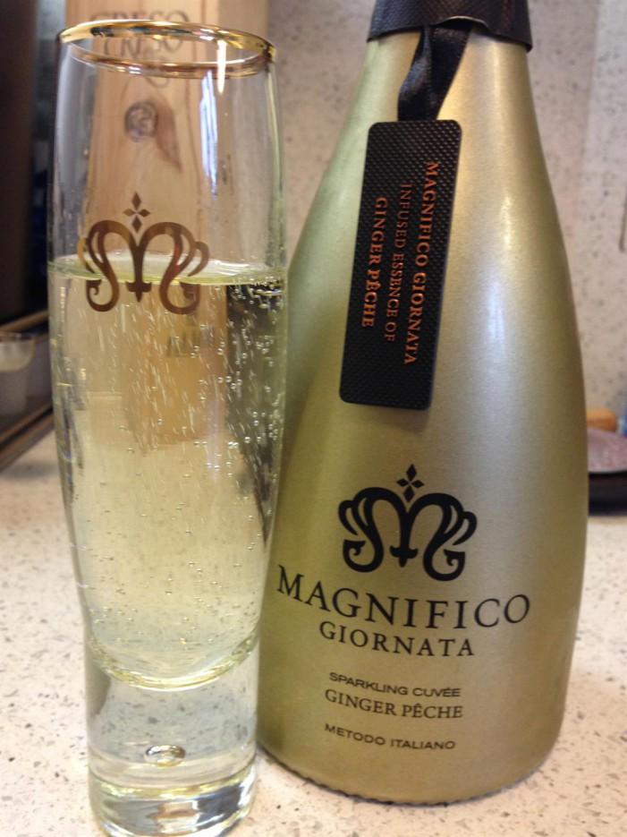 MAGNIFICO SPARKLING WINE!!