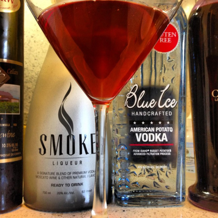 Holiday Cocktail Countdown Days 5-8!