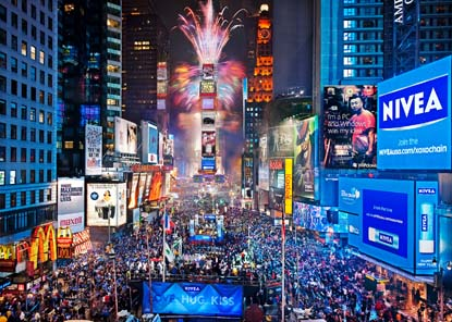 Lets Ring In 2014 NYC Style!
