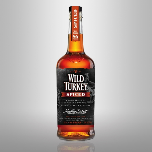 Spice Up Your Holiday with Wild Turkey!