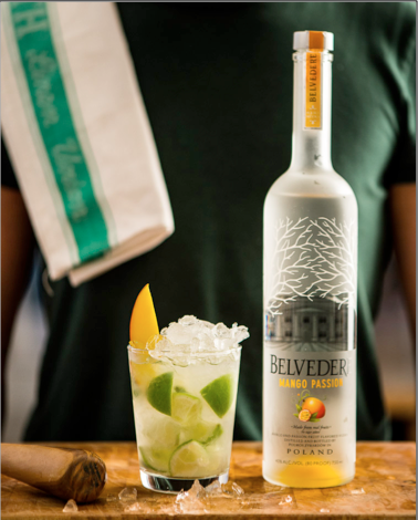 Belvedere for your Grammy's Viewing Party!