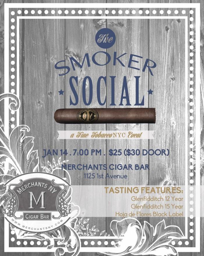 The Smoker Social Is Coming Up!