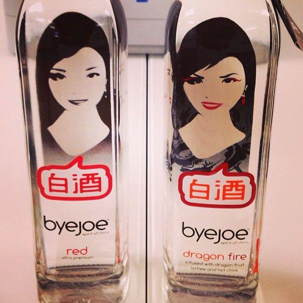 ByeJoe: A New Chinese Spirit
