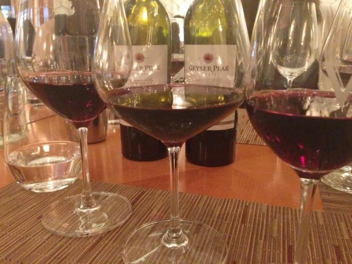 Geyser Peak Wines & Pairings!