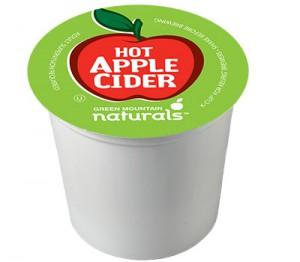 keurig apple cider k-cup
