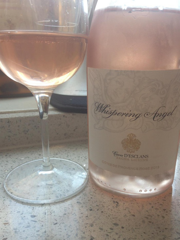 #RoseReady with Whispering Angel