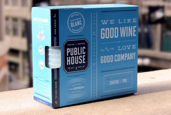 Public House Wine Hits 1 Year!