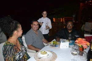 Clive, Raymond, and Tabitha