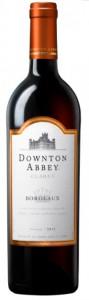 Downton Abbey Claret Bordeaux