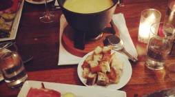Fondue Is Where It's At!