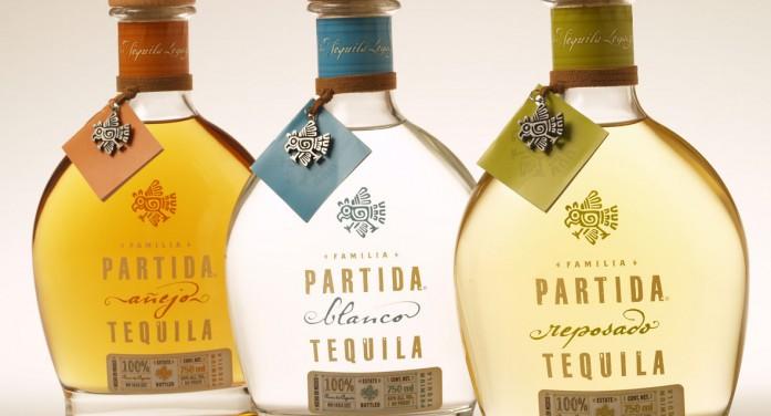 Partida Tequila Pairings!