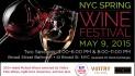 NYC Spring Wine Festival 2015!