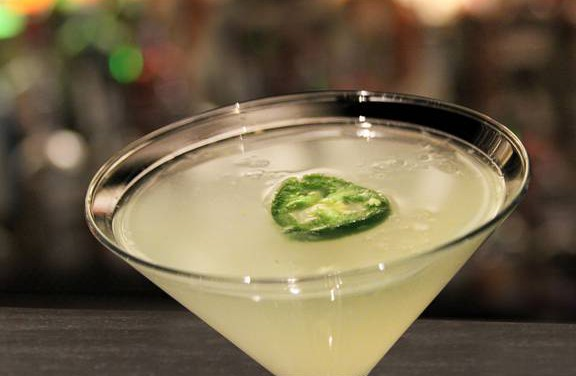 Five Fab St. Patty's Day Cocktails!