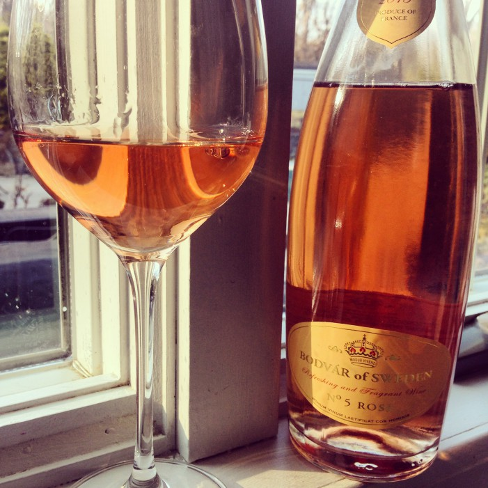 Rosé Friday: Bodvár of Sweden