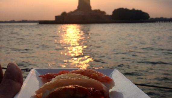 Sushi & Sake Sunset Sail: NYC!