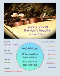 RHI Sunday Jazz Series 2015