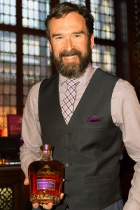 Crown Royal National Brand Ambassador Stephen Wilson