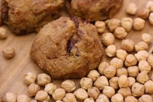 garbanzo bean cookie