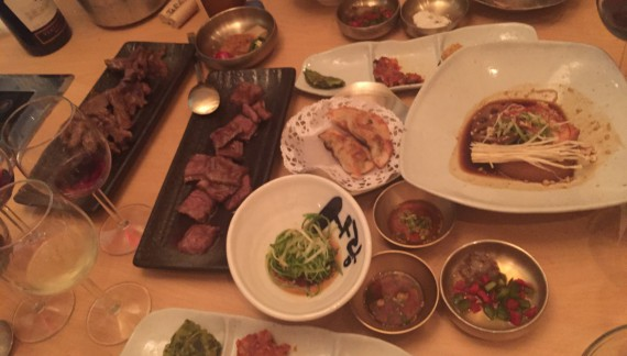 Daring Pairings: Korean BBQ & Chilean Wine!