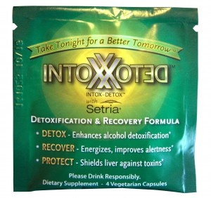 IntoxDetox package