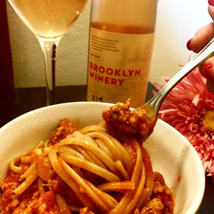 Bolognese & Brooklyn Rosé