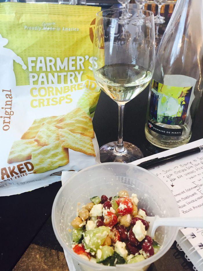 Superb Snacks & Wine Pairings!