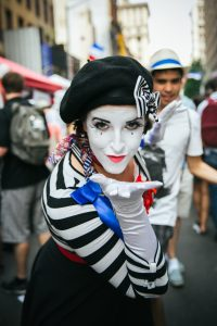 8 Bastille Day on 60th St 2015 © Michael George