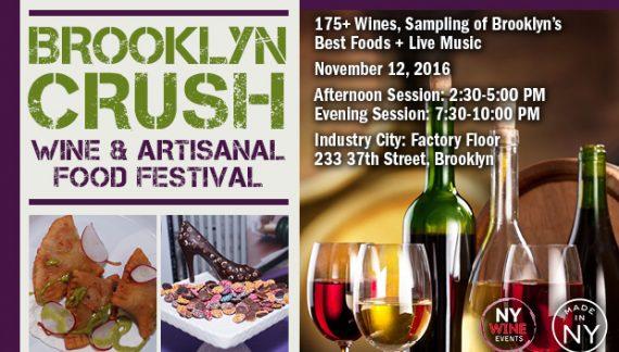 Brooklyn Crush is Coming!
