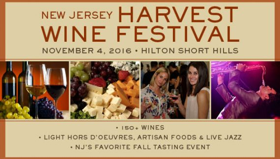 NJ Harvest Wine Festival!