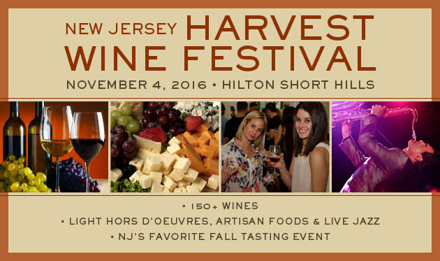 NJ Harvest Wine Festival!