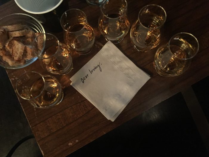 Walsh Whiskey & Wemyss Malts