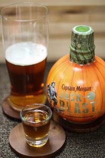 Captain Morgan Jack-O' Blast!