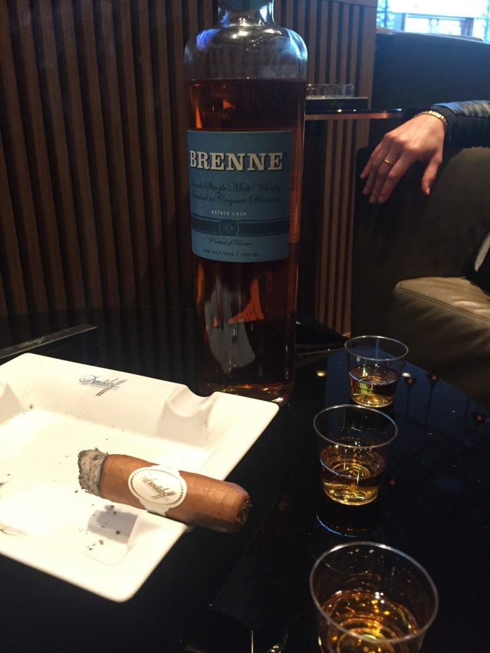 Cigar and French Whisky Pairings!