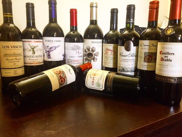 Carmenere: A Major Chilean Grape Varietal!