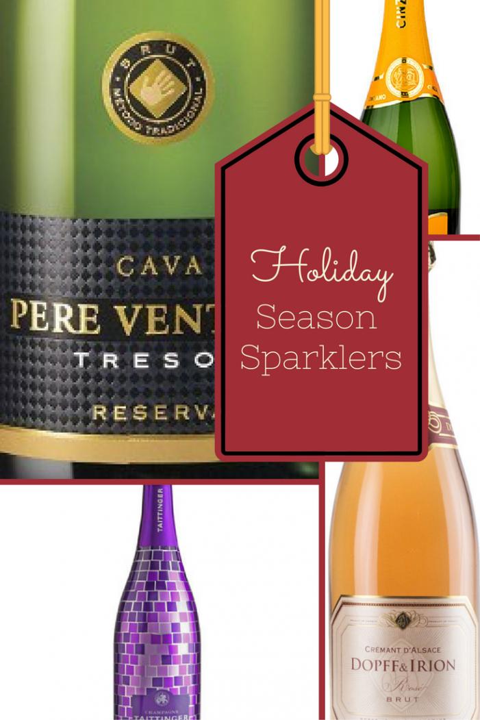 Holiday Season Sparklers!