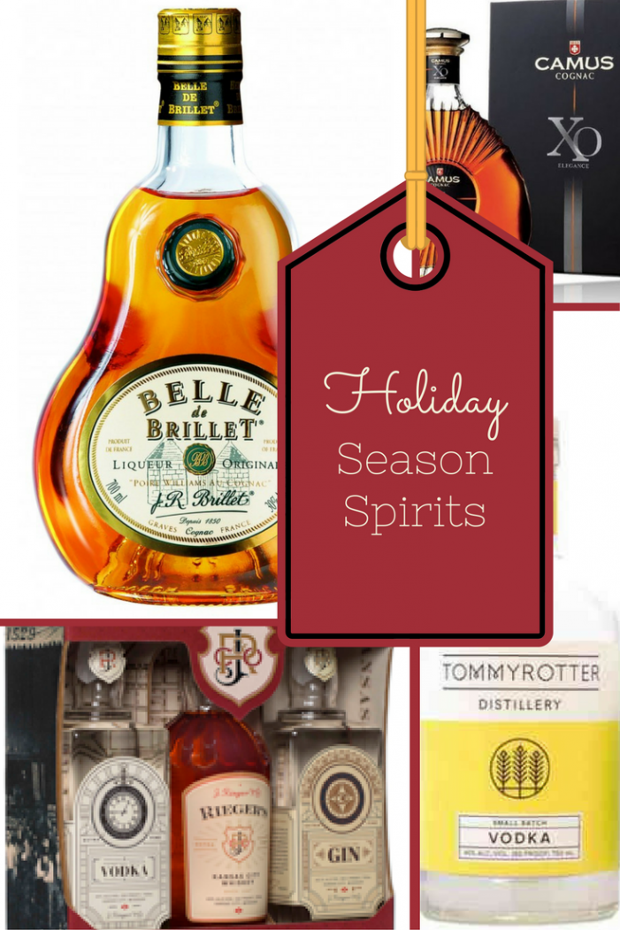 Holiday Season Spirits!