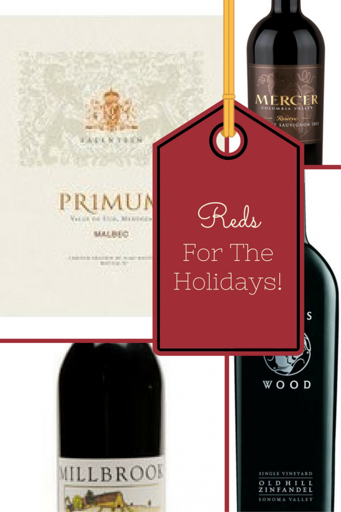 Top Red Wines For The Holidays!