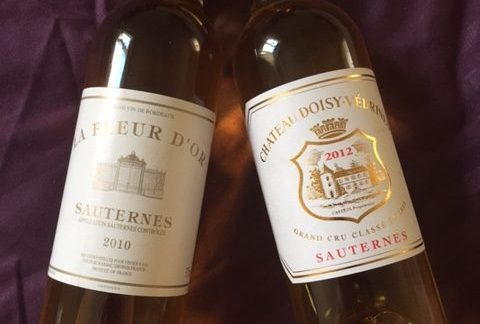 Sauternes For Your Sweetheart!