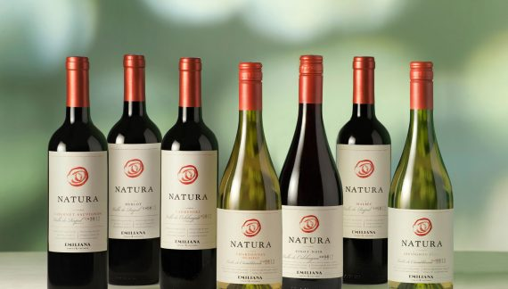 Celebrate Earth Day with Natura Wines!