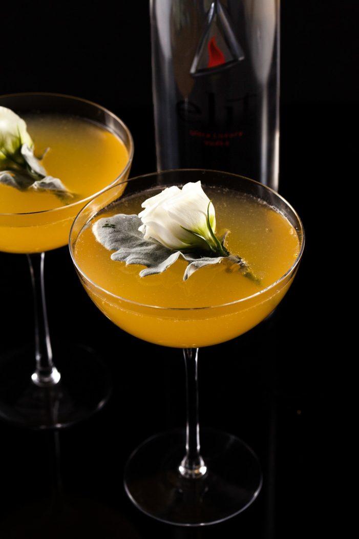 Elevated Spring Cocktails!