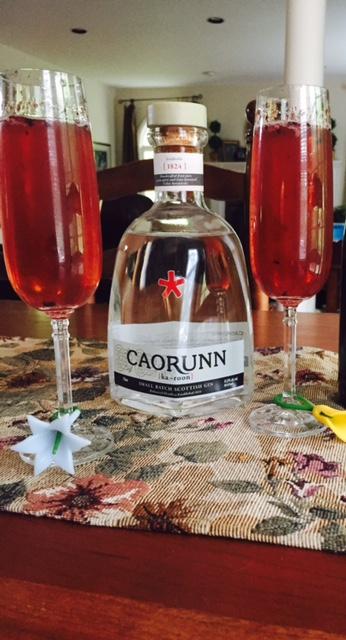 Caorunn: A Unique Scottish Gin!