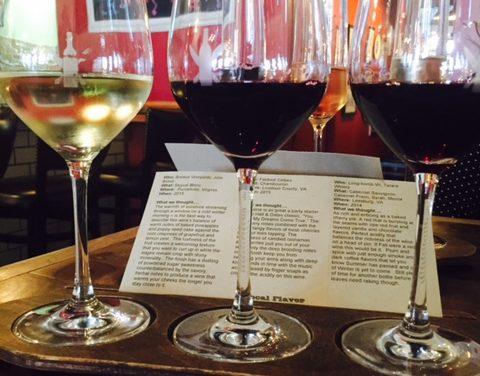 The Wine Kitchen!