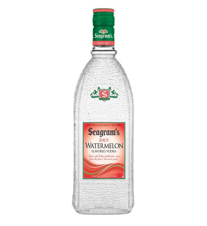 Sip Into Spring With Seagrams Vodka Flavors!