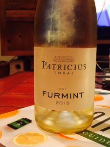 Patricius Tokaj Furmint