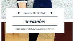 Aerosoles: Feel Good Fashionable Summer Must Haves!