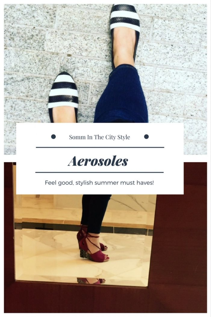 Aerosoles: Feel Good Fashionable Summer Must Haves!